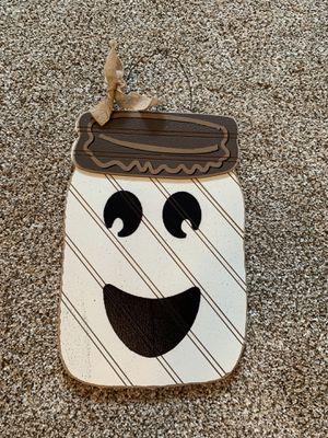 Mason jar ghost for Sale in Murfreesboro, TN