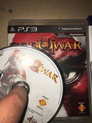 GOD OF WAR III PS3 for Sale in Marysville, WA