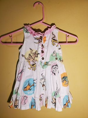 Dr. Seuss 18 mo dress for Sale in Huntington Park, CA