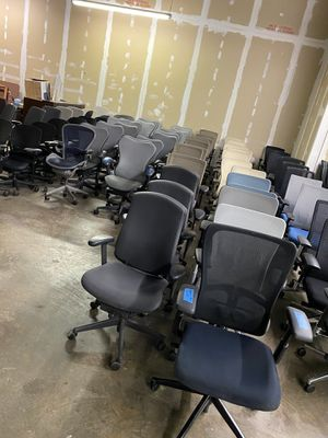 Huge selection of office chairs! for Sale in Atlanta, GA
