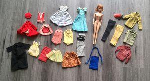 Vintage 1963 Midge Barbie doll 1960's clothes original Ken clothes and Skipper's clothes for Sale in Lancaster, OH