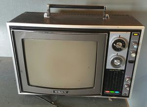 Make an offer !!! sony model kv - 1201 serial number 204732 for Sale in Wasilla, AK