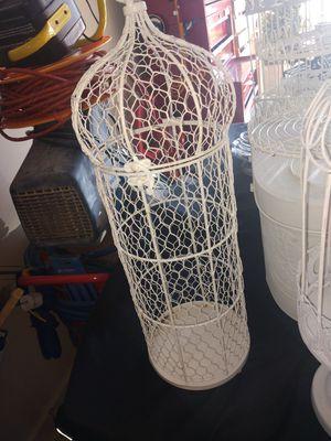 Decoration bird cage for Sale in Glendora, CA