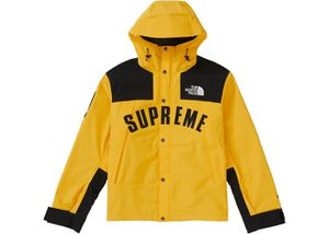 Supreme The North Face Arc Logo Mountain Parka Yellow for Sale in Alhambra, CA