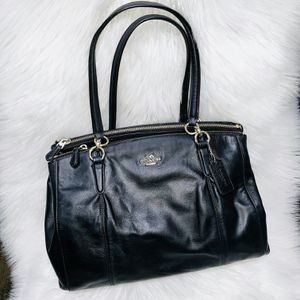 Authentic Coach Purse (Leather) for Sale in Chandler, AZ