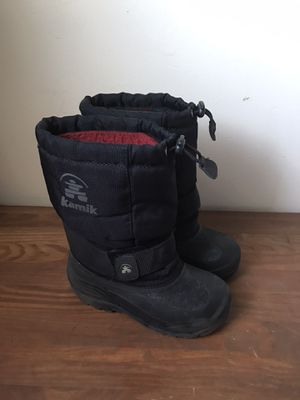 Kids Weatherproof Winter Boots - Size 12M for Sale in The Bronx, NY