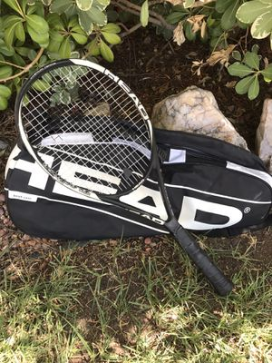 Head Tennis Racket and Cover for Sale in Henderson, NV