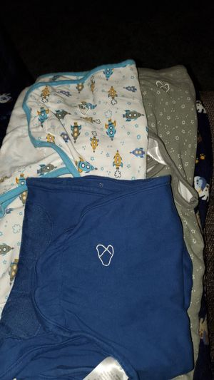 Swaddleme original large swaddle 3pk, superstar for Sale in Wyoming, MN