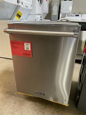 NEW Viking Stainless Steel Dishwasher!1 Year Manufacturer Warranty Included for Sale in Chandler, AZ