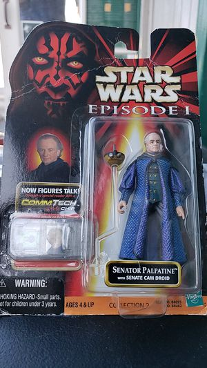 STAR WARS ACTION FIGURE COLLECTIBLE HASBRO 1998 for Sale in Montebello, CA