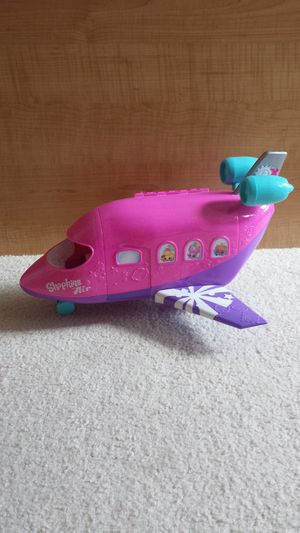 Shopkins Shoppies Airplane. No accessories for Sale in St. Petersburg, FL