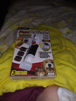 As Seen On TV-Paw Perfect Nail Trimmer for Sale in Chattanooga, TN