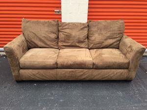 Brown Sofa for Sale in Norcross, GA