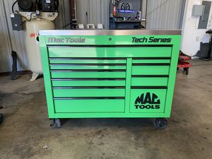 MAC Tools (tool box only) with stainless steel top for Sale in Fresno, CA