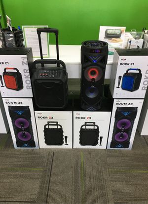 Speaker Sale!!! for Sale in Tarboro, NC
