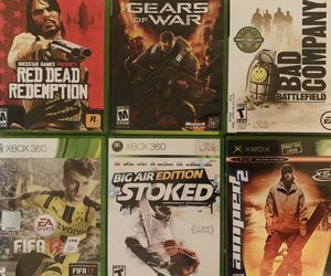 Xbox Games for Sale in Seattle,  WA