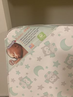 Kolkraft Pediatric 800 Crib / Toddler Bed Mattress for Sale in McDonogh, MD