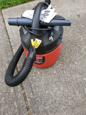 Craftsman 2 wet dry vac for Sale in Cleveland, OH