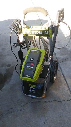 Ryobi 2300 PSI 1.2 GPM pressure washer for Sale in San Bernardino, CA
