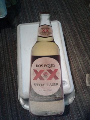 """Vintage Dos Equis Tin/Metal Beer Sign - """"Special Lager XX"""" for Sale in Philadelphia, PA"""