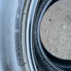 Tires 275/50R22 for Sale in Plano, TX