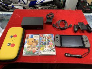 Nintendo switch bundle for Sale in Forestville, MD