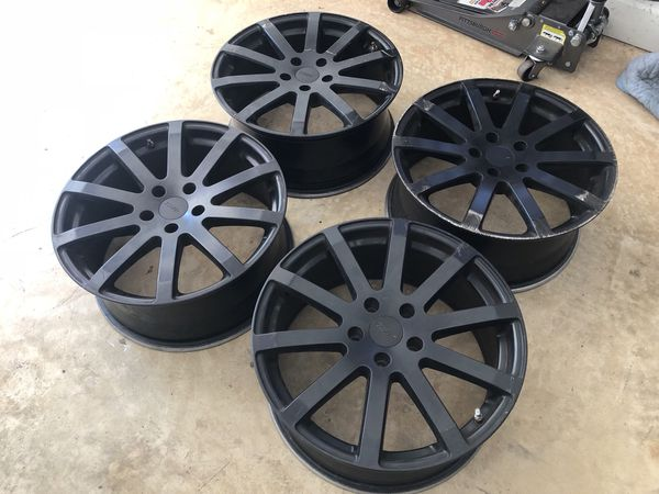 TSW 18x8 honda wheels 5x114.3