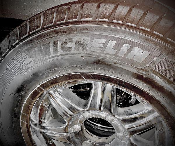 Dodge rims on 235 / 70 r16's 80% good