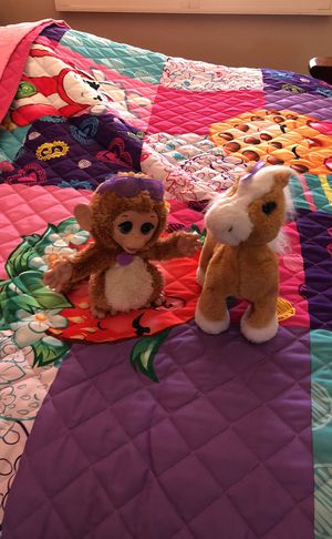 Kids dancing walking monkey and pony for Sale in Poway, CA