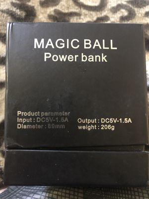 Magic Ball Power Bank Pokemon Ball for Sale in Seattle, WA