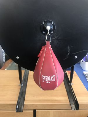 Boxing Speed bag for Sale in Grosse Pointe Shores, MI