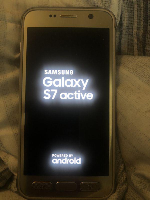 Samsung s7 active 130.00