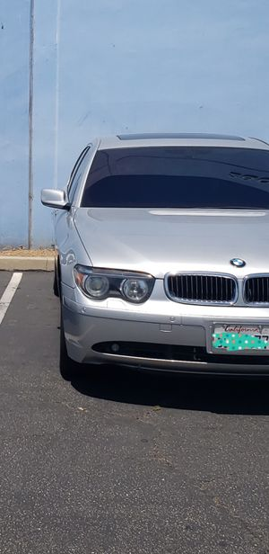 2002 bmw 745i for Sale in Buena Park, CA