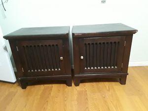 Set of nightstands for Sale in Turlock, CA