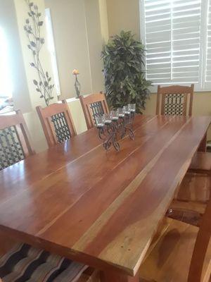 Rosewood dining room table for Sale in Hemet, CA