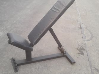 Commercial Incline To Shoulder Press Bench for Sale in Rochester,  NY