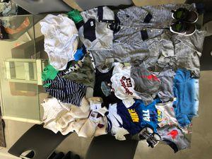 Baby Boy Clothes 6-12 months for Sale in VLG WELLINGTN, FL