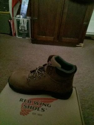 Red wing king toe boots for Sale in Thomasville, NC
