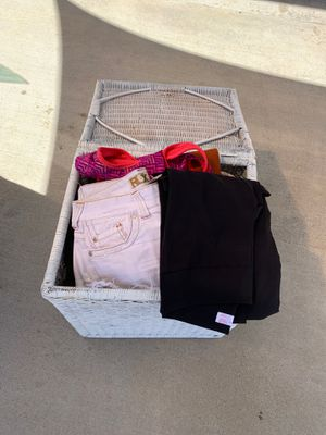 Lots of women's sz sm/ca clothes & shoes FREE for Sale in San Diego, CA