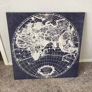 World Altas Picture for Sale in Erie, CO