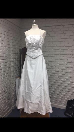 Three piece wedding dress for Sale in La Grange, NC