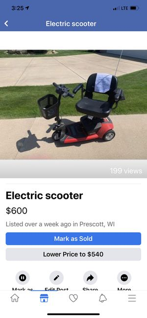 Electric scooter for Sale in Saint Paul, MN