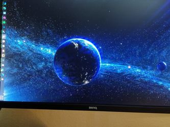 BenQ Gaming Monitor 1080p 144hz & 3D Enabled for Sale in Seattle,  WA