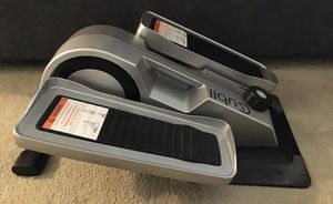 Cubii Under Desk Elliptical Machine Health and Fitness Bluetooth Enabled Workout and burn calories. for Sale in Eustis, FL