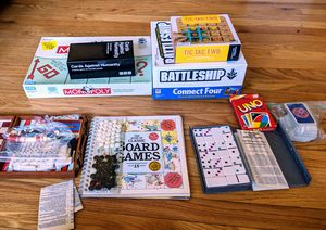 Assorted board games/party games/card games for Sale in Fairfax, VA