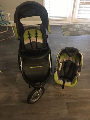 Stroller and car seat for Sale in Atlanta, GA