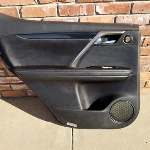 Lexus RX 350 left rear interior door panel for Sale in Fresno, CA