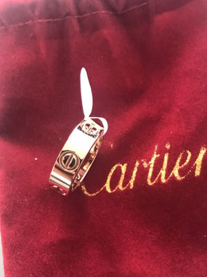 CARTIER RING ~ Sz 7 for Sale in Miami Beach, FL