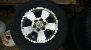 Tacoma 4Runner Wheel for Sale in Fairfax, VA