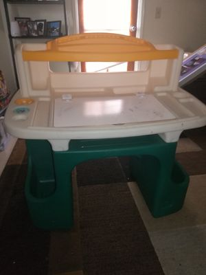 Kids desk with a chair for Sale in San Diego, CA